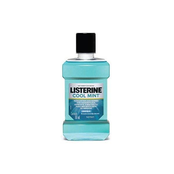 Enxaguante Bucal Listerine Cool Mint 60ml