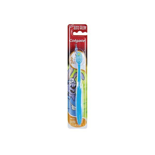 Escova Dental Colgate Dr Dentuço Extra Macia Infantil 2+