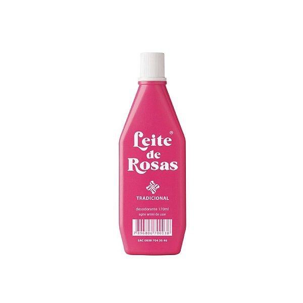Leite De Rosas 170ml