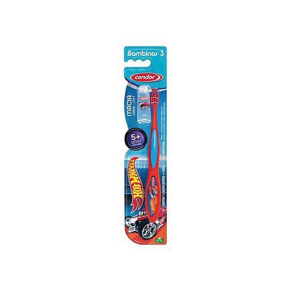 Escova Dental Condor Hotwheels 3170-0