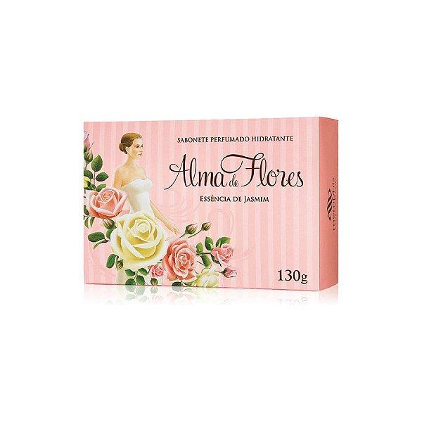 Sabonete Alma de Flores Jasmim 130g
