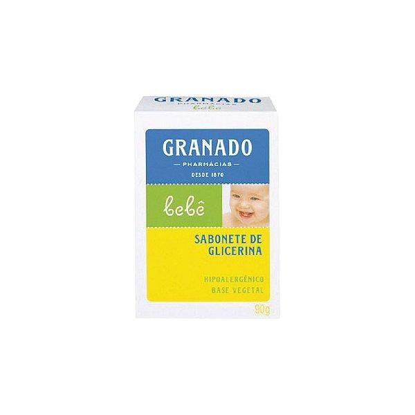Sabonete Granado Bebê Glicerina 90g