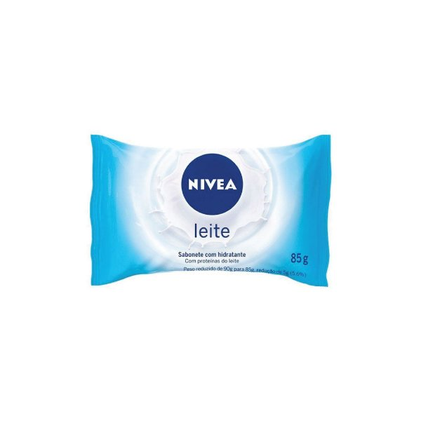 Sabonete Nivea Hidratante Proteínas do Leite 85g