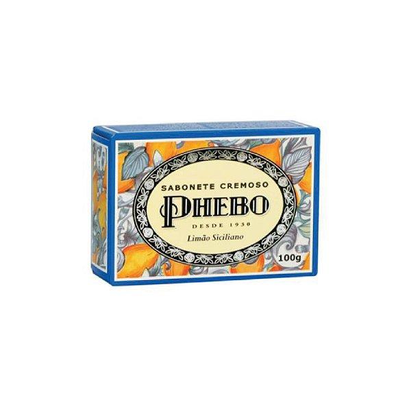 Sabonete Phebo Limão Siciliano 100g