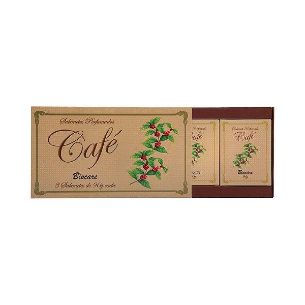 Sabonete Biocare Café 90g