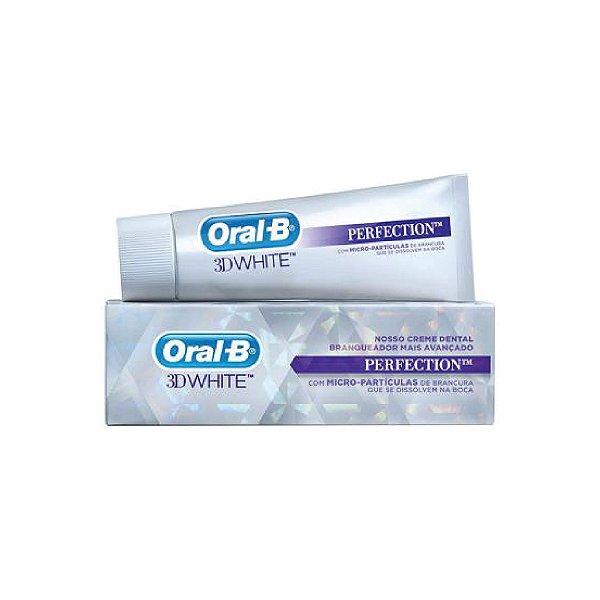 Creme Dental Oral B 3d White Perfection 102g