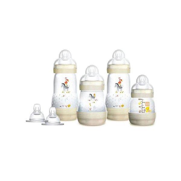 Kit Mamadeiras Mam First Bottle Easy Start