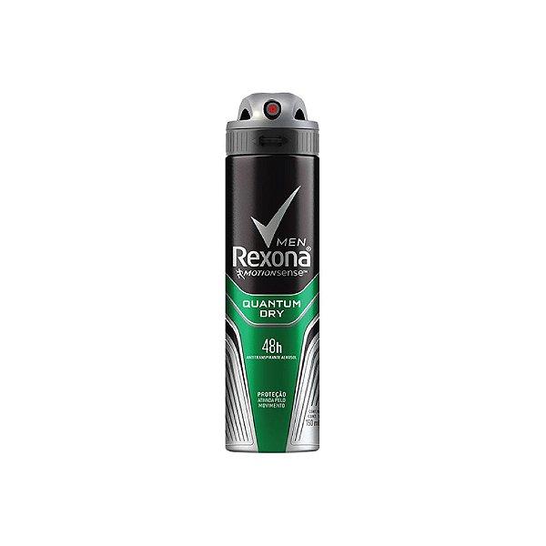 Desodorante Aerosol Rexona Men Quantum Dry 90ml