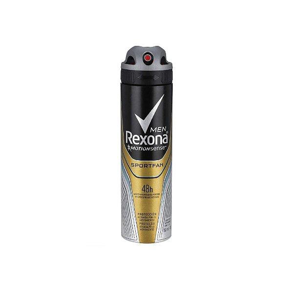 Desodorante Aerosol Rexona Men Sportfan 150ml
