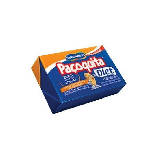 Paçoquita Diet Santa Helena 22g