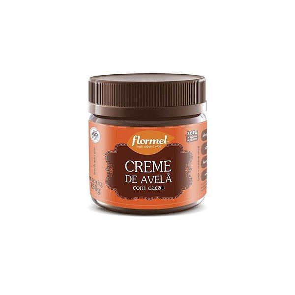 Creme de Avelã Flormel Zero Açúcar Com Cacau 150g
