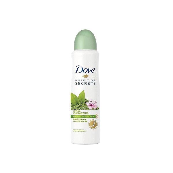 Desodorante Aerosol Dove Nutritive Secrets Matcha e Flor de Sakura 150ml