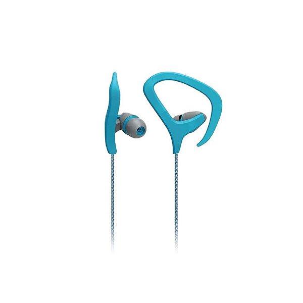Fone de Ouvido Intra-Auricular Multilaser Fitness PH164 - Azul