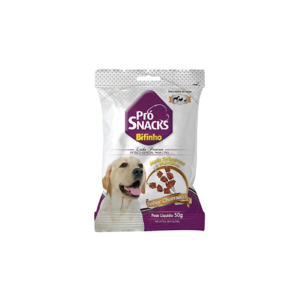 Bifinho Pró Snacks Premium Churrasco 50g