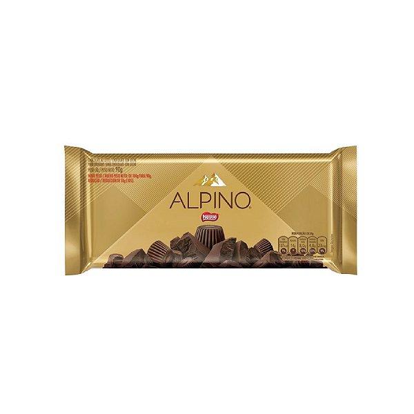 Barra de Chocolate Nestle Alpino 90g