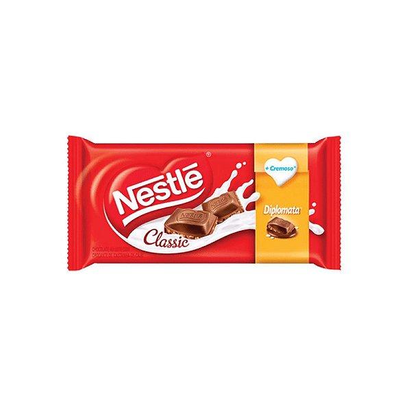 Barra de Chocolate Nestle Diplomata 90g