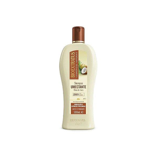 Shampoo Bio Extratus Umectante Óleo de Côco 500ml