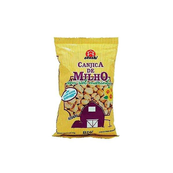 Canjica de Milho Okoshi Com Sal Marinho 50g