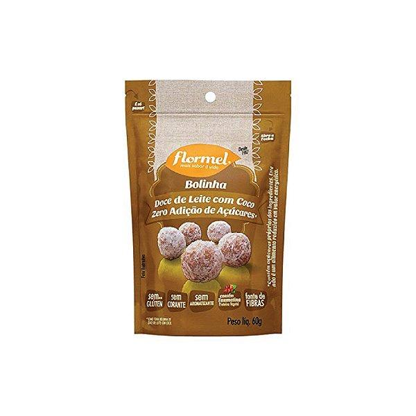 Doce de Leite Flormel Com Côco Zero Açúcar 60g