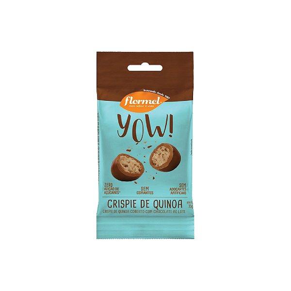 Chocolate Flormel Yow Crispei de Quinoa 35g