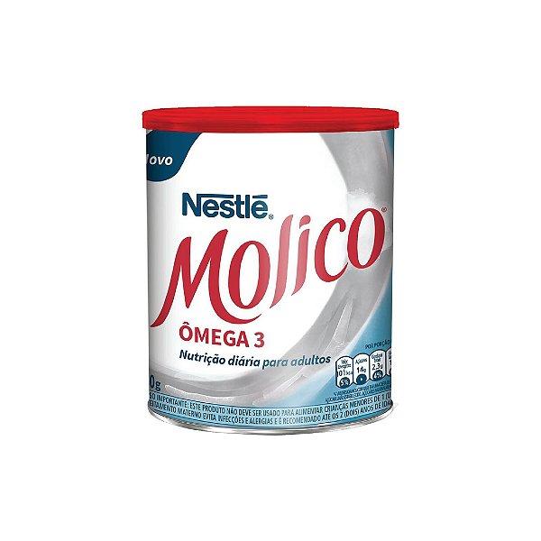 Leite Em Pó Nestlé Molico Ômega 3 260g