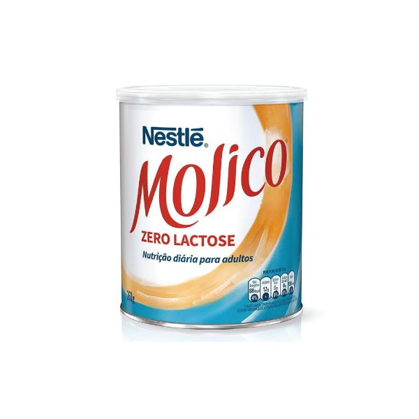 Leite Em Pó Nestlé Molico Zero Lactose 260g