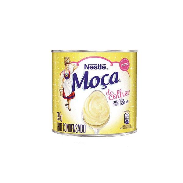 Leite Condesado de Colher Nestlé Pronto Para Comer 395g