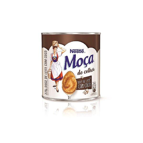 Moça Nestlé Doce de Leite Com Côco 370g