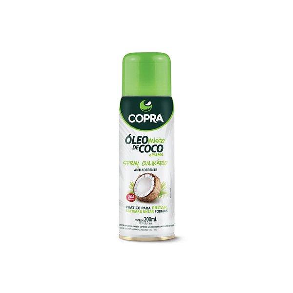 Óleo de Coco Copra Palma Spray 200ml