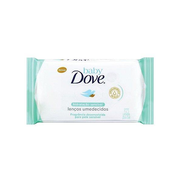 Lenços Umedecidos Dove Baby C/50 Unid.