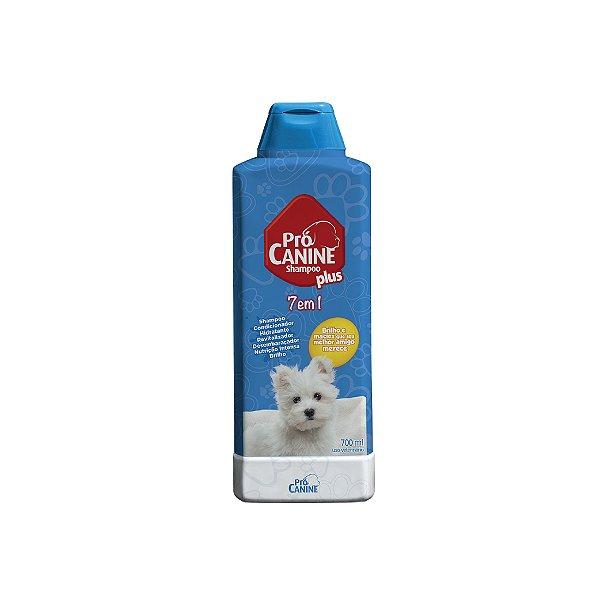 Shampoo 7 Em 1 Pró Canine 700ml