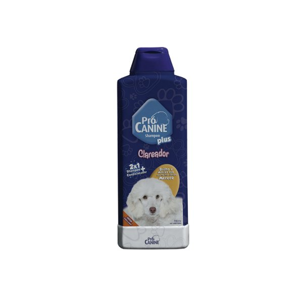 Shampoo Clareador Pró Canine 700ml