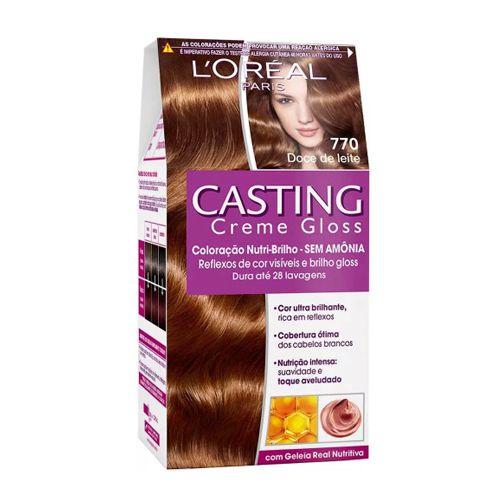 Coloração Casting Creme Gloss 770 Doce de Leite