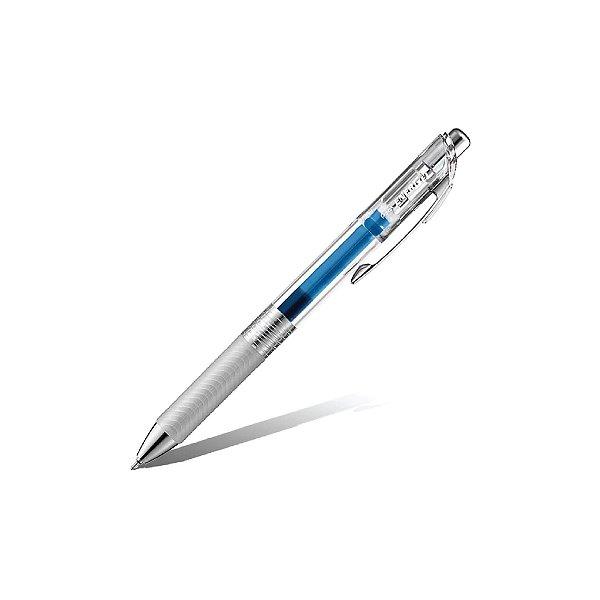 Caneta 0.5 Gel Pentel Energel Infree Azul