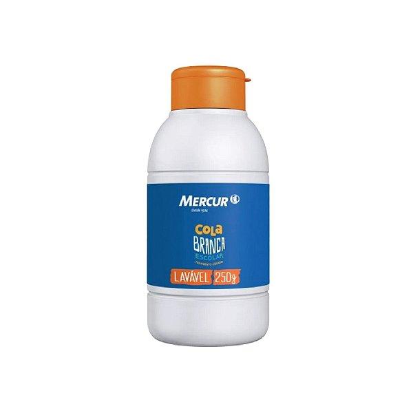 Cola Branca Mercur Pegamento Líquido 250