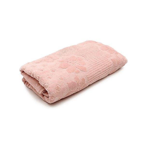 Toalha de Banho Buddemeyer 10x135cm Lollipop Rosa
