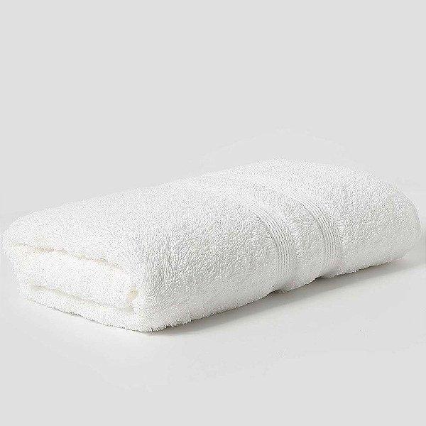Toalha de Banho Buddemeyer 90x160cm 100% Algodão Egípcio Branca