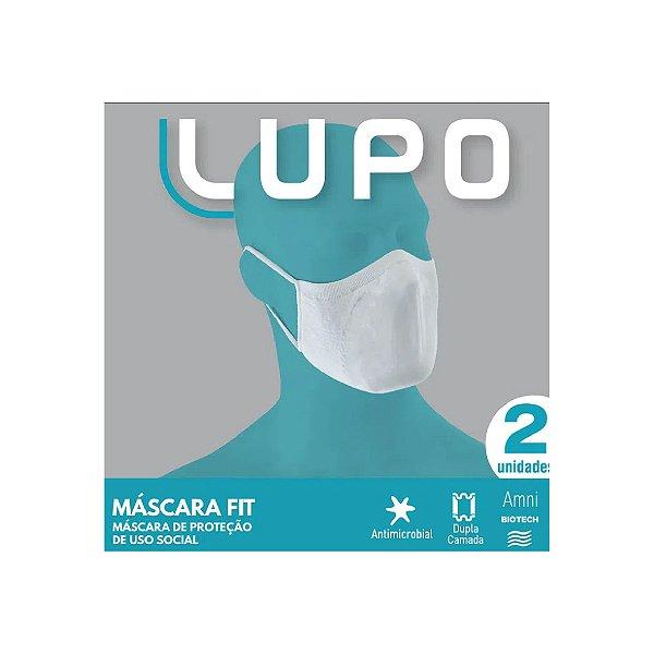 Máscara Lupo C/2