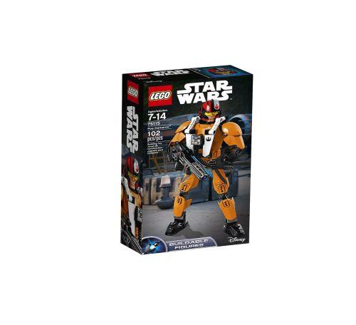 Lego Star Wars Poe Dameron Episódio VII
