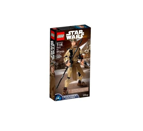 Lego Star Wars Rey C/84 Peças