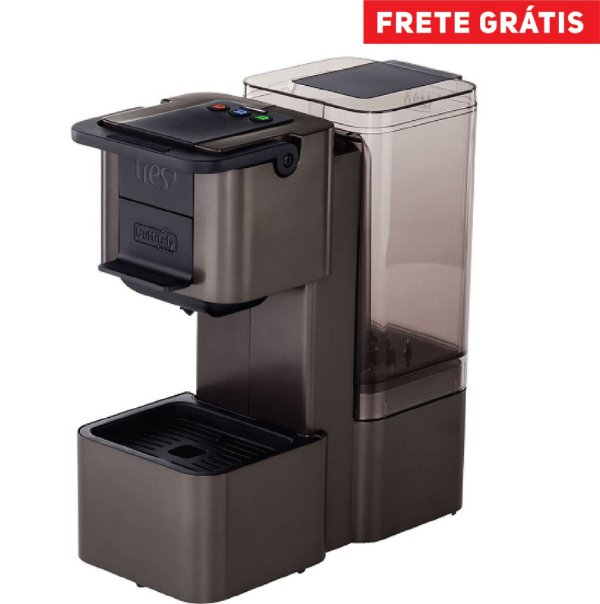 Máquina de Café Tres S27 Pop Plus Carbono 220v