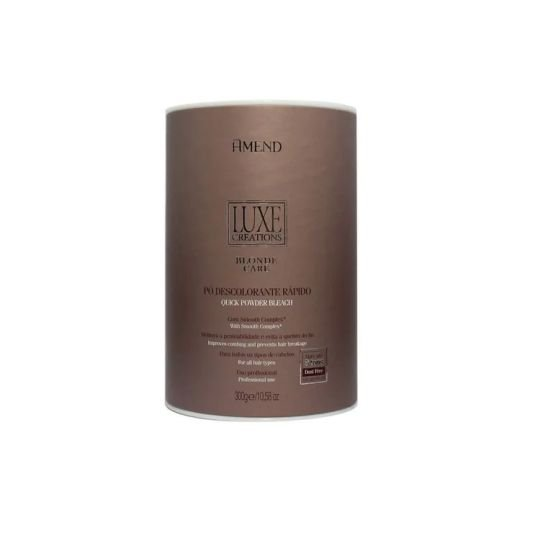 Pós Descolorante Amend Luxe Blond Care 300g