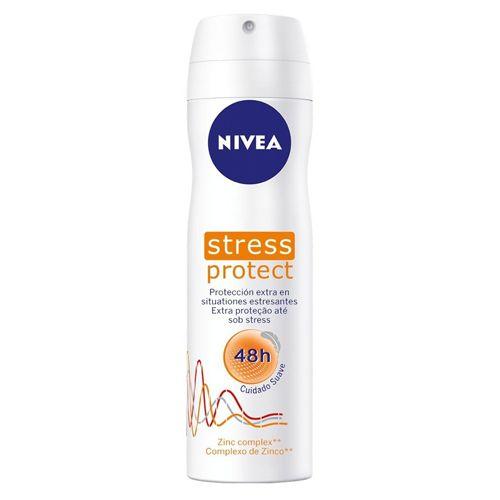 Desodorante Aerosol Nivea Stress Protect 150ml