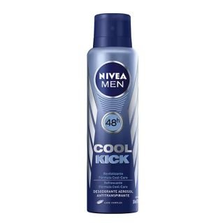 Desodorante Aerosol Nivea Men Cool Kick 150ml