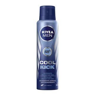 Desodorante Aerosol Nivea Men Cool Kick 150ml