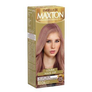 Tintura Maxton 10.04 Louro Rosé