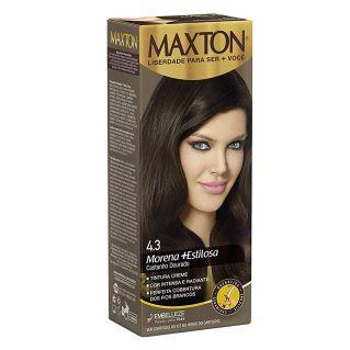 Tintura Maxton 4.3 Castanho Dourado