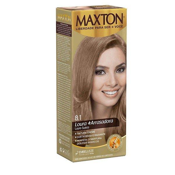 Tintura Maxton 8.1 Louro Sueco