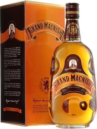 Whisky Grand Macnish 1L