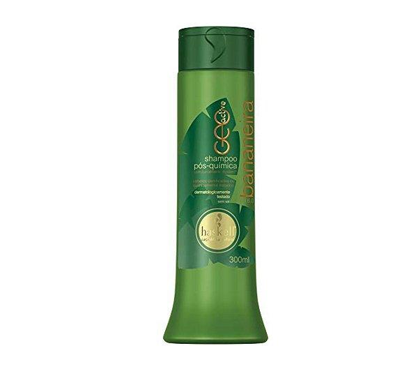 Shampoo Haskell Pós-Química Bananeira 300ml